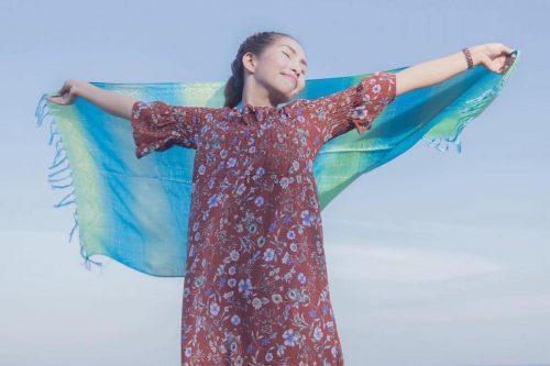 buy thai aqua scarf online