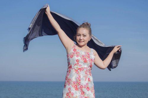 buy grey shawl online